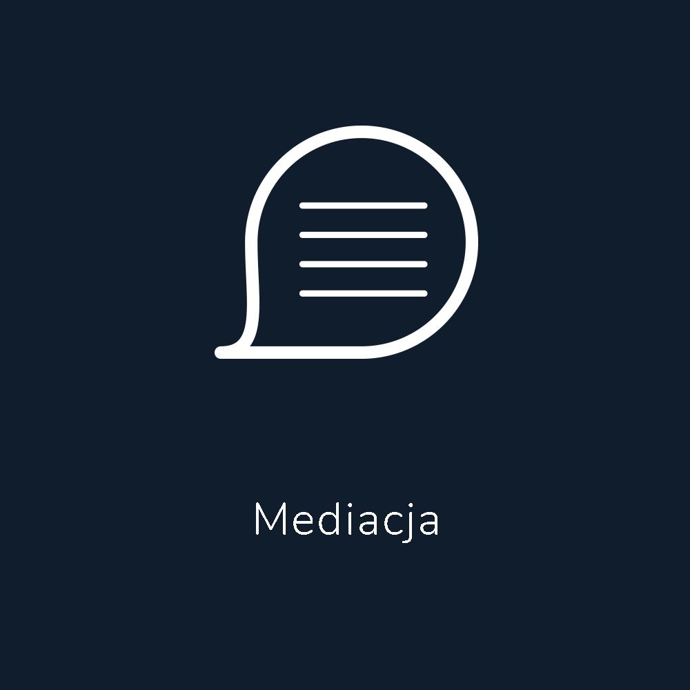 Mediacja - Kancelaria Prawna Leszno