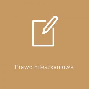 Prawo mieszkaniowe - Kancelaria Prawna Leszno