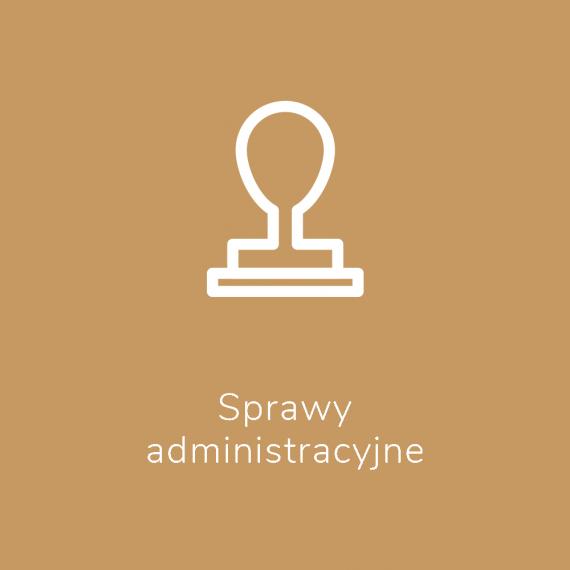 Sprawy administracyjne - Kancelaria Prawna Leszno