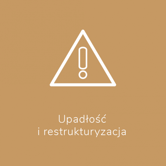 Upadłość i restrukturyzacja - Kancelaria Prawna Leszno